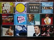 Lot Of 12 Pop Hits Madonna George Micheal Gloria Estefan Richard Marx And More