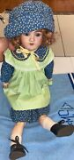 """Antique Handwerck Germany Doll Bisque Marked 119 12 3/4 4 3/4  26"""" W/ Jointed"""
