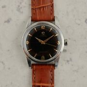 Vintage C.1954 Omega Seamaster Automatic Ref.2767-10sc Cal.andomega 384 Watch In Steel