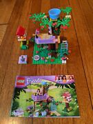 Lego Friends Olivia's Tree House 3065 100 Complete Includes Instructions