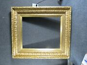 Antique Quality Painting Frame By Lewis And Sons New York 1800and039s