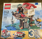 New Lego Creator 31010 Treehouse 3 In 1