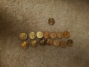 15 Vintage Mack Truck Bull Dog Coin Token 1976-1989 You Make The Difference