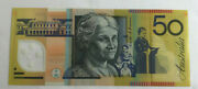 Australia 1995 50 Dollars . No Serials Collectors Edition First 50 Polymer