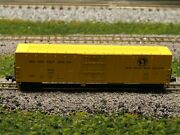 N Scale - Con-cor Great Northern Wfe 57' Mechanical Reefer Wfcx 8522 N1654