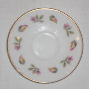 Discontinued Spode Floral Pattern Mini / Miniature Saucer Only 2 Diameter