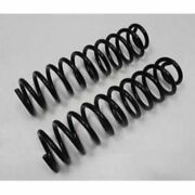 Front Coil Springs For Jeep Grand Cherokee Wk2 2010-2016 2.0 Lift V6 Or V8 Gas