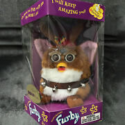Tiger Electronics 1999 Special Edition Electronic Furby 70-794 New In Box Rare