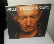 Songs Willie Nelson 2005 Pre-owned Cd Vg 20 Tracks Free Media Shipping