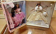 Barbie Aa 2000/2001 Editions/ Celebration And Nutcracker Both For 135