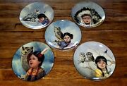 Proud Young Spirits By Artist Perillo - Collectible Plates By Artaffects