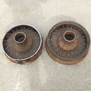 Vintage 1929 Lasalle Buffalo Wire Wheels 19 Inch Dental Drive. 1920and039s 1930and039s.