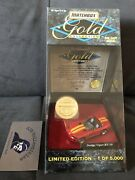 Matchbox Gold Collection 1996 Red Viper Rt/10 42737 Limited Edition Nrfb