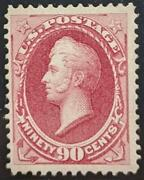 Us Stamps 155 Mint No Gum F/vf With Pse Certificate Sound And Genuine 90c Perry