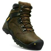 Keen Louisville 6 Boot Steel Toe Menand039s- Work Book All -sizes