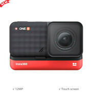 Insta360 One R Sports Action Camera 5.7k 4k Waterproof Video For Iphone Android