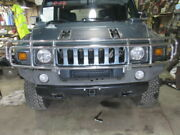 03 04 05 06 07 08 09 Hummer H2 Front Clip Nose Hood Grille Bumper Core Support