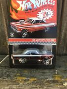 Hot Wheels Red Line Club 65 Mercury Comet Cyclone 1564/3000 Very Hard To Find