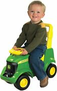 Riding Toys For Kids Toddler Girls Boys John Deere Tractor 1 2 Years Old New