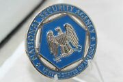 National Security Agency Nsa Enterprise Infrastructure Services Challenge Coin