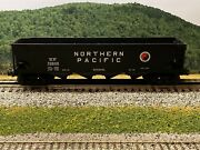 O Scale - Mth Railking 30-7512 Northern Pacific 4 Bay Hopper Np 70245 O1763