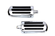 Chrome Retractable Foot Rest Stirrup Highway Pegs For Harley Davidson