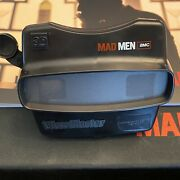 Mad Men • Rare Promotional Viewmaster 3d• Amc Don Draper• Nwt• Oop• Free Fedex