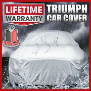 Fits. Triumph [outdoor] Car Cover ☑️ All Weather ☑️ Waterproof ☑️ ✔custom✔fit