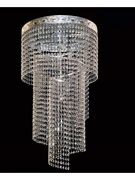 Ceiling Lamp Classic Waterfall Crystal Tp 123-pl6-04