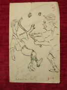 Vintage Unpublished F Bickmore Missing The Object Fc70-49