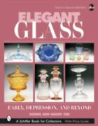 Elegant Glass Early Depression And Beyond - Identification Guide