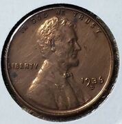 1936 D Lincoln Wheat Penny Nice Ms Mint State Graded Fairly Bu Unc Uncirculated