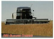 R50 Gleaner Combine Ertl Collector Card - A7