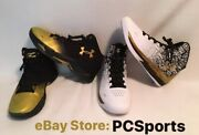 Menand039s Limited Edition Ua Sc Stephen Curry Mvp B2b Basketball Shoes Collectable