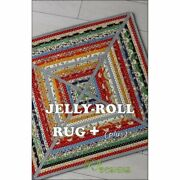 Jelly Roll Rug Plus Pattern Rjd 140 By Roma Lambson