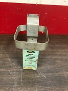 1948-1955 Ford Pickup Truck See-clear Windshield Washer Jar Bracket Nos 420