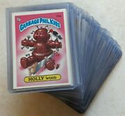 Garbage Pail Kids 4th Series A Collection Only