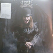 Ozzy Osbourne Ordinary Man Lp 180 Gr. Silver Smoke Colored Indie Store Only