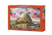 New Castorland Puzzle 3000 Tiles Pieces Jigsaw Tower Of Babel