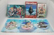 Psp Sword Art Online Infinity Moment Limited Edition W/ Cddvd And Box Japan Sao