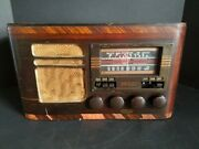 Not Working Vintage Antique Rare 1939 Rca Victor Tube Radio Model T60