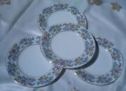 Meito Norleans Grayson Desserl / Salad Plates 7 1/2 Occupied Japan Set Of 4