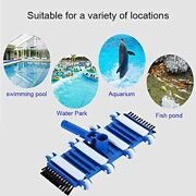 Pool Vacuum Heads Cleaner Brush Cleaner Above Ground Inground Cleaning Tool Head