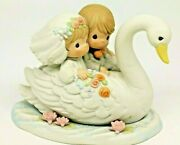 Bnib Precious Moments Our Love Will Flow Eternal 588059c Chapel Exclusive Le