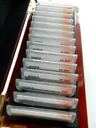 2012-s Silver Proof Set Of 14 Coins, Anacs Pr70 Dcam, In Wood Box  Bb326