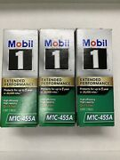 3 X Mobil 1 M1c-455a Oil Filters Car Automobile High Efficiency Capacity
