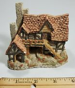 David Winter Cottages The Bothy 1983 Hand Made And Hand Painted In Great Britain