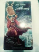 The Ten Commandments Vhs New And Unsealed. Vintage.