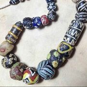 Ancient Middle Eastern Glass Beads - Early Islamic Glass
