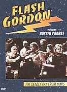 Original Flash Gordon Collection, The - The Deadly Ray From Mars Dvd, 2002